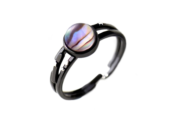 Milky Trail Ring
