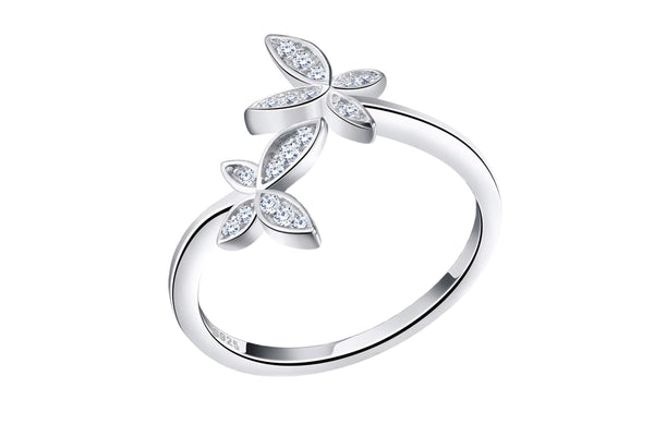 Simply Flowery Ring