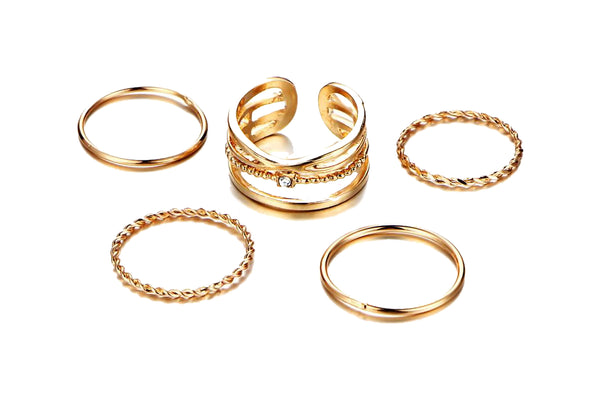 X Knuckle Ring Pack