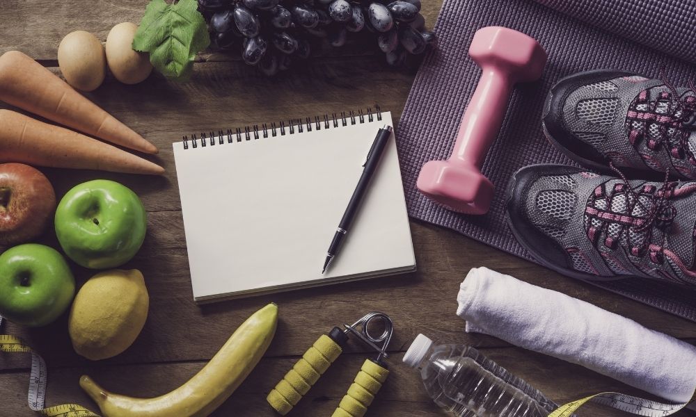 Tips and Benefits for Keeping a Detailed Fitness Journal