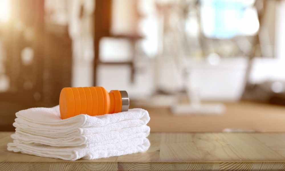 5 Tips for Keeping Your Home Gym Clean