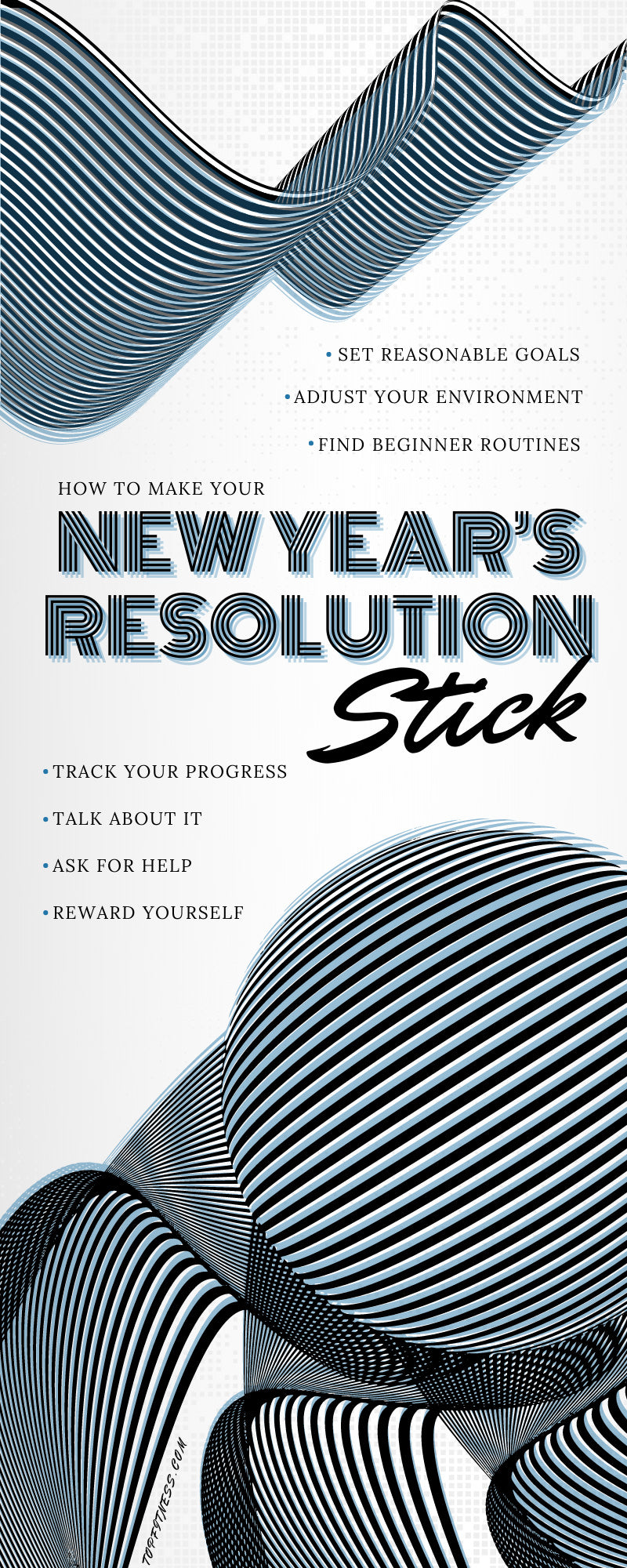 How To Make New Year's Resolution Stick
