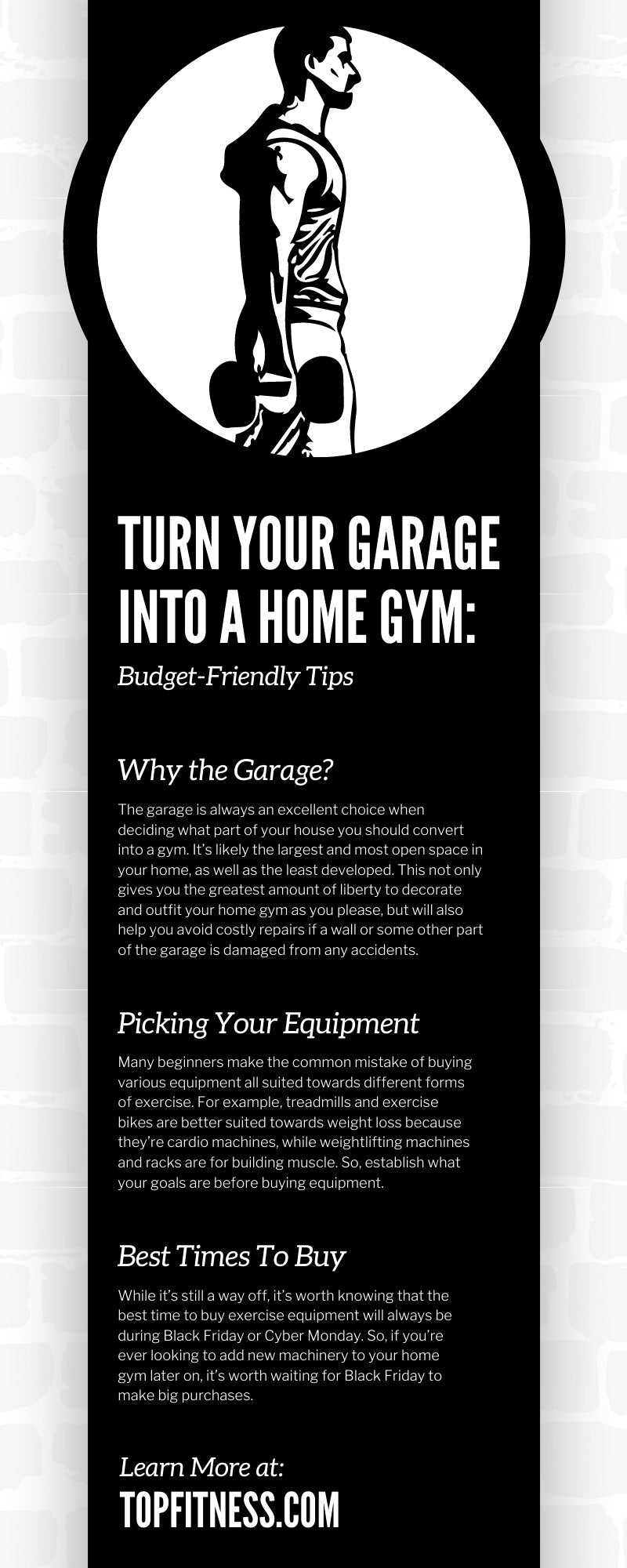 Turn Your Garage Into a Home Gym: Budget-Friendly Tips