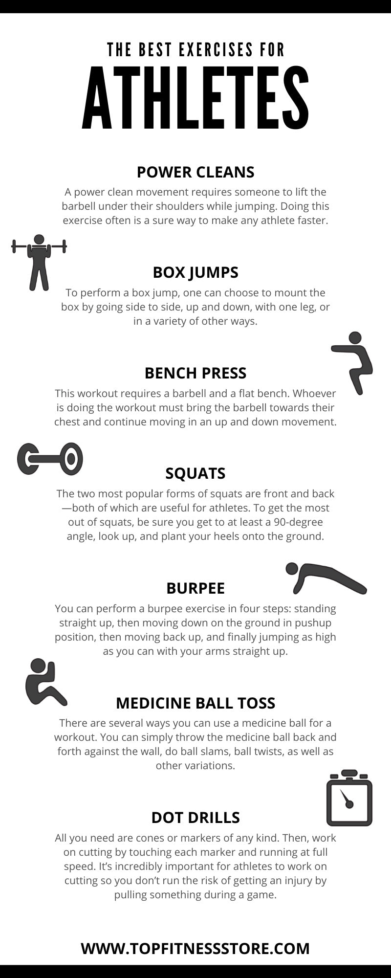 Exercises for Athletes
