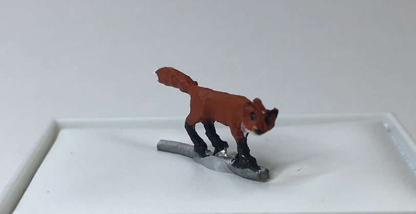 'OLD DOG FOX' '00' scale