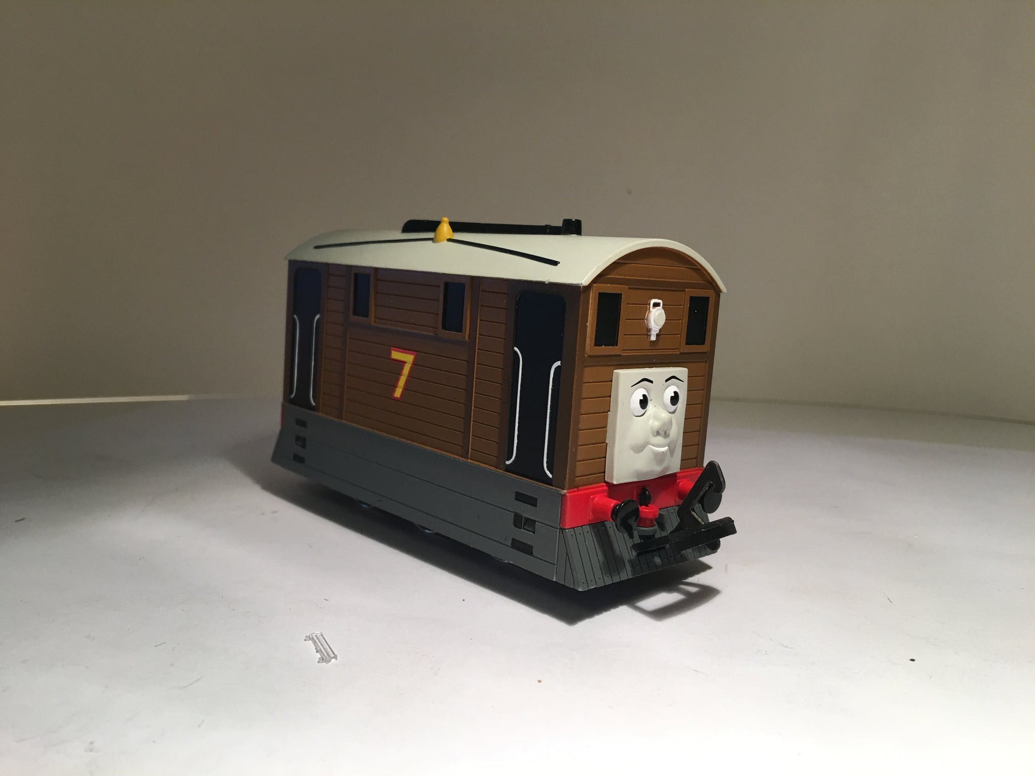 "HORNBY THOMAS TANK ENGINE ""TOBY"" TRAM No 7 EXCELLENT CONDITION"