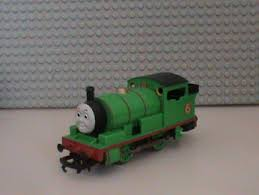 HORNBY R350  THOMAS TANK ENGINE PERCY  No 6 THE LITTLE GREEN ENGINE