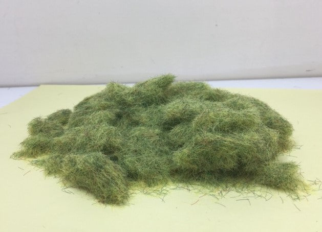 Static Grass 2mm - 10mm, Various Colours