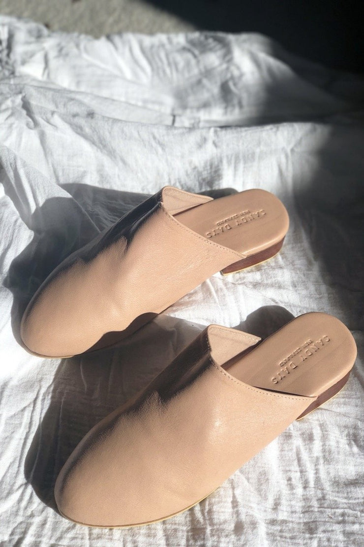 Georgie Blush Slides