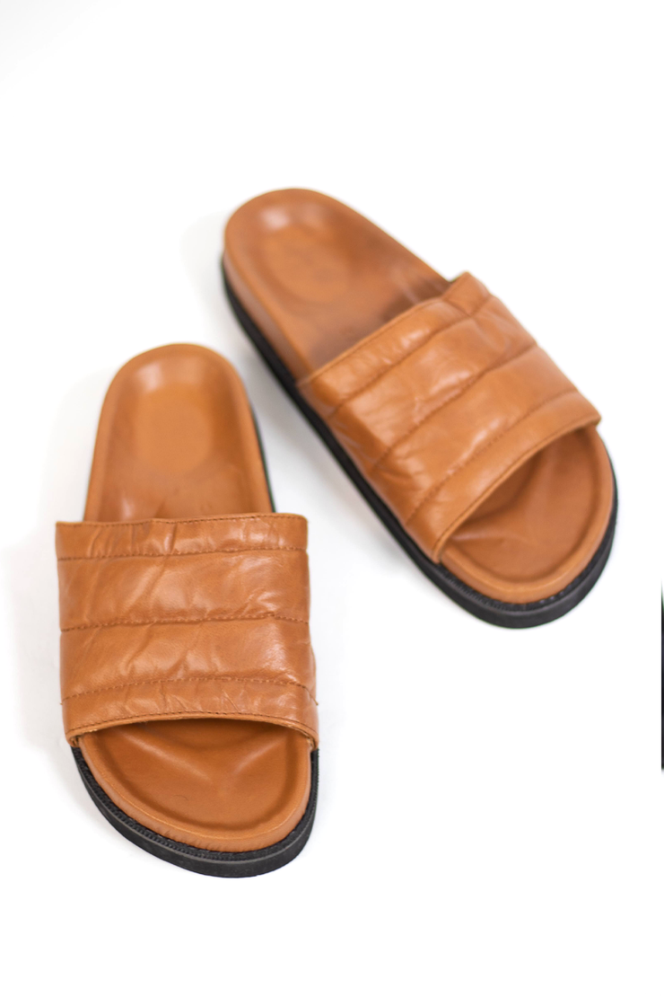 Pharos Slide Tan