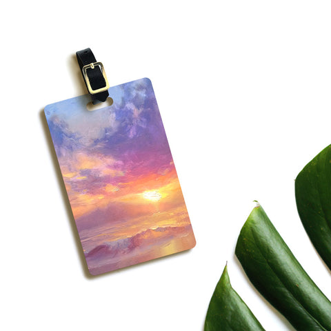 Hawaiian Wholesale Luggage Tags in Bulk