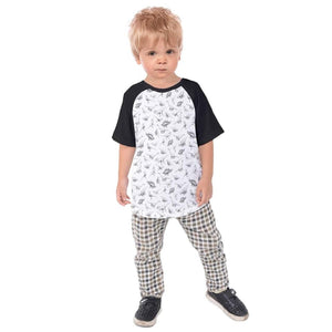 Kids Dino Shirt and Dinosaur Clothing