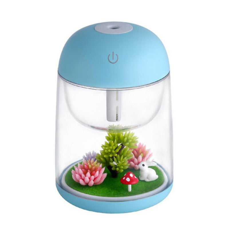 Oil Sprayer Humidifier Silent Diffuser