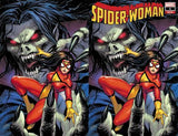 Spider woman #1 exclusive set signed with COA, includes special litho!