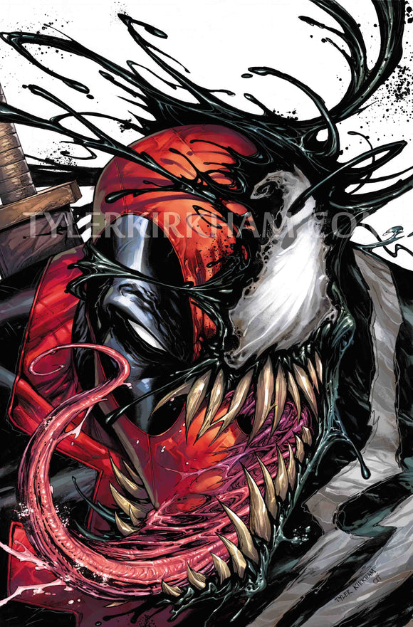 Deadpool, Venom. Back in Black!