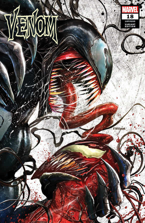 Venom 18 exclusive covers