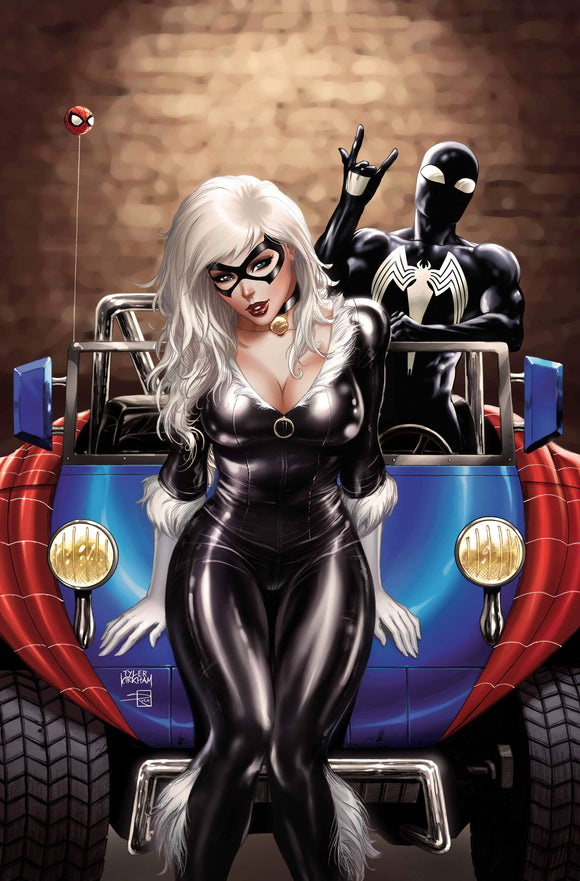 SYMBIOTE SPIDER-MAN #1 (OF 5) TYLER KIRKHAM EXCLUSIVE
