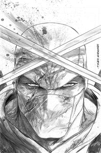 Snake eyes Deadgame original cover art (Storm shadow)