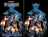 RETURN OF WOLVERINE #1 KRS COMICS TYLER KIRKHAM EXCLUSIVE SIGNED W/ COA 10/15/2018