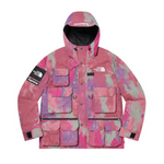 Supreme x TNF Multicolor Cargo Jacket - Medium