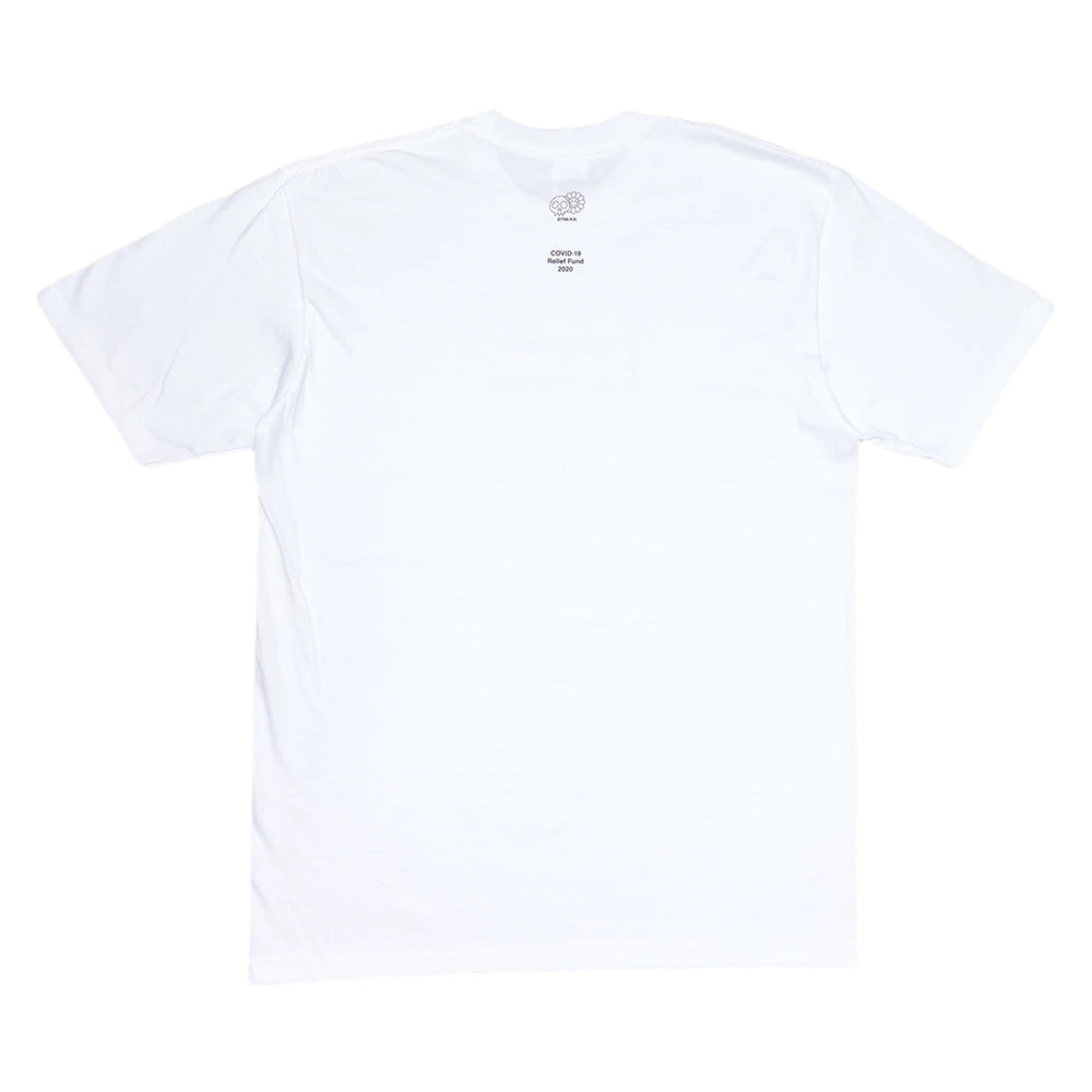 Supreme X Murakami Box Logo Tee White - XL