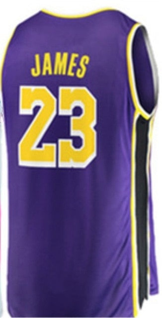 a29ce3096 ... ebay load image into gallery viewer 2019 new mens 23 lebron james  basketball jersey stitched 57aef ...