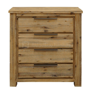 Acacia Tallboy 4 Drawer