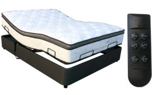 AVANTE UltimateFlex Adjustable Electric Bed and Mattress - FREE DELIVERY & INSTALL