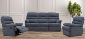 Archer 3 Piece Recliner Suite
