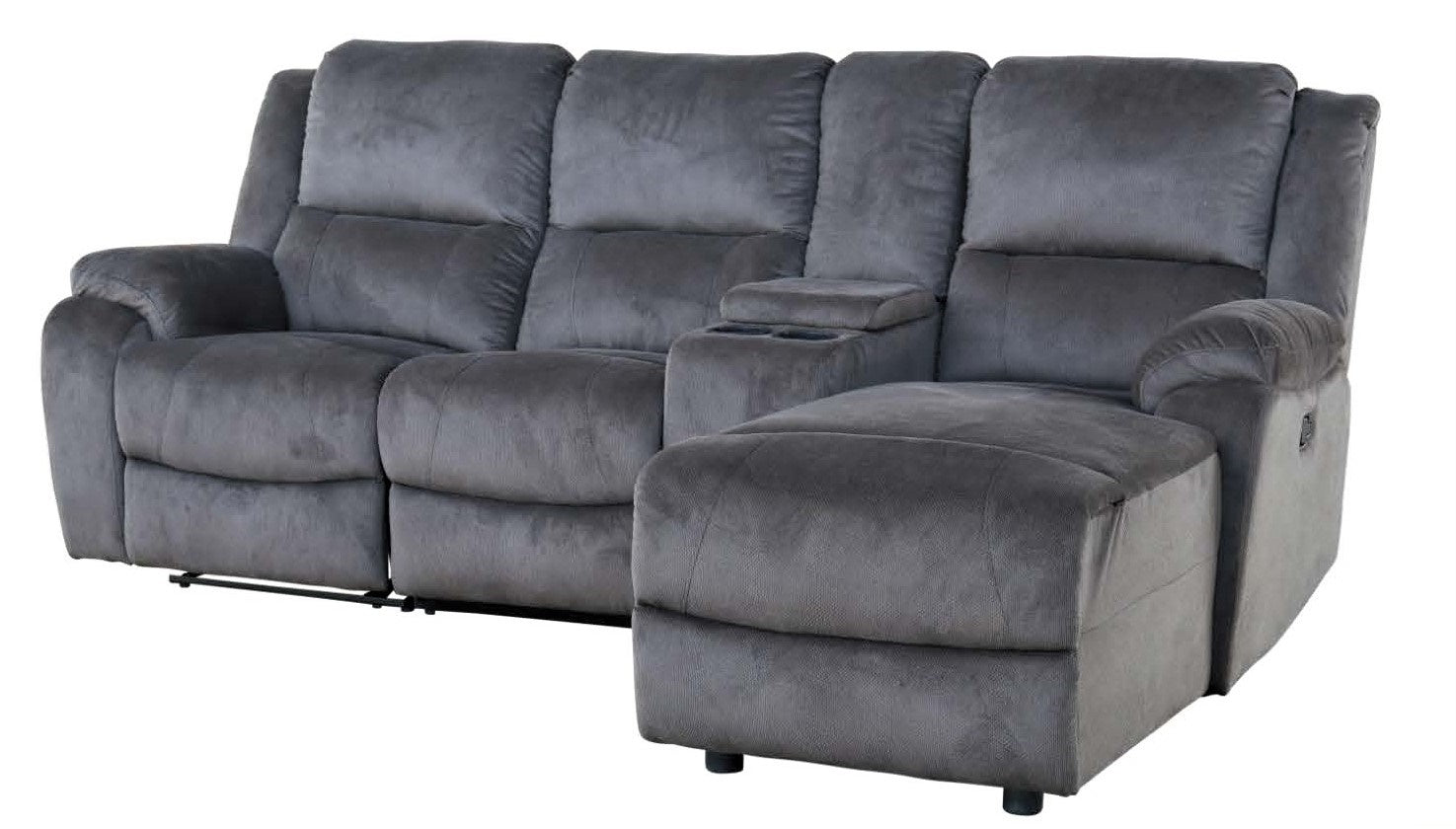 Austin 3 seater Chaise Lounge