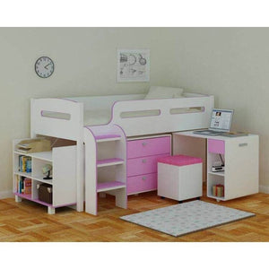 Childrens Loft Bed