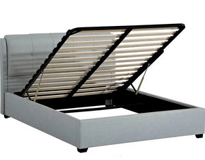 Gabrielle Gas Lift Storage Bed