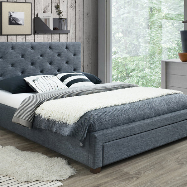 Holton Upholstered bed