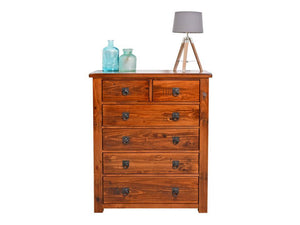 Napier 6 Drawer Tallboy
