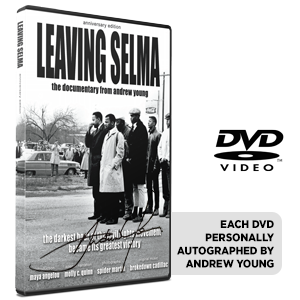 Autographed Leaving Selma - DVD
