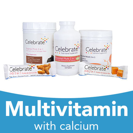 Multivitamins with Calcium