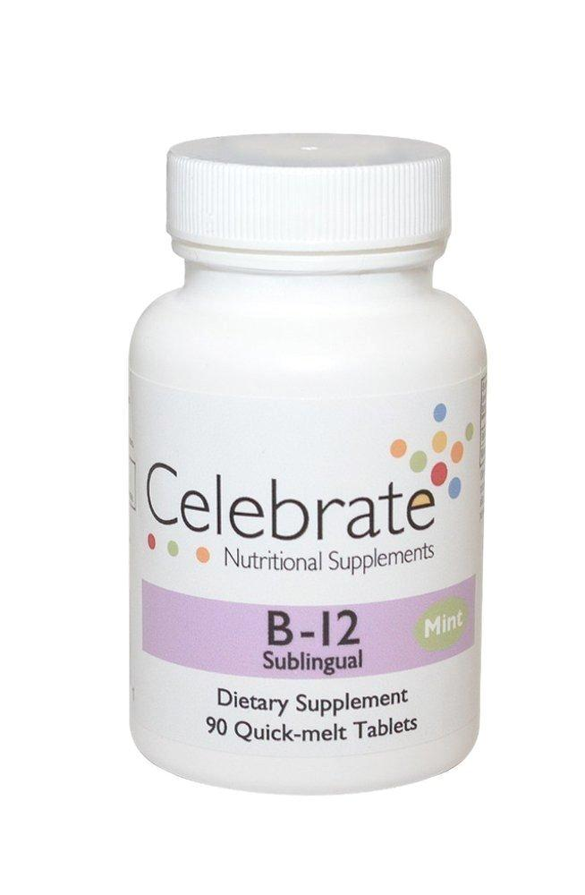 B-12 Sublingual - Mint (90CT)