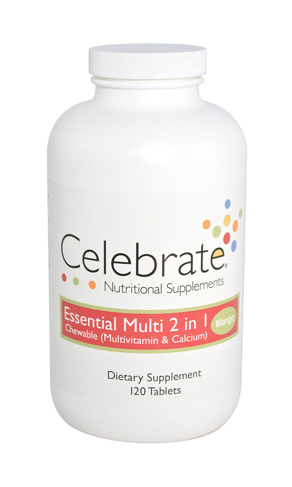 Essential Multi 2 in 1 Chewable