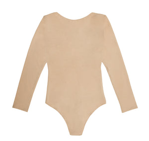 The SALON Bodysuit | Designed by LOOT Forever | Nude | NALU