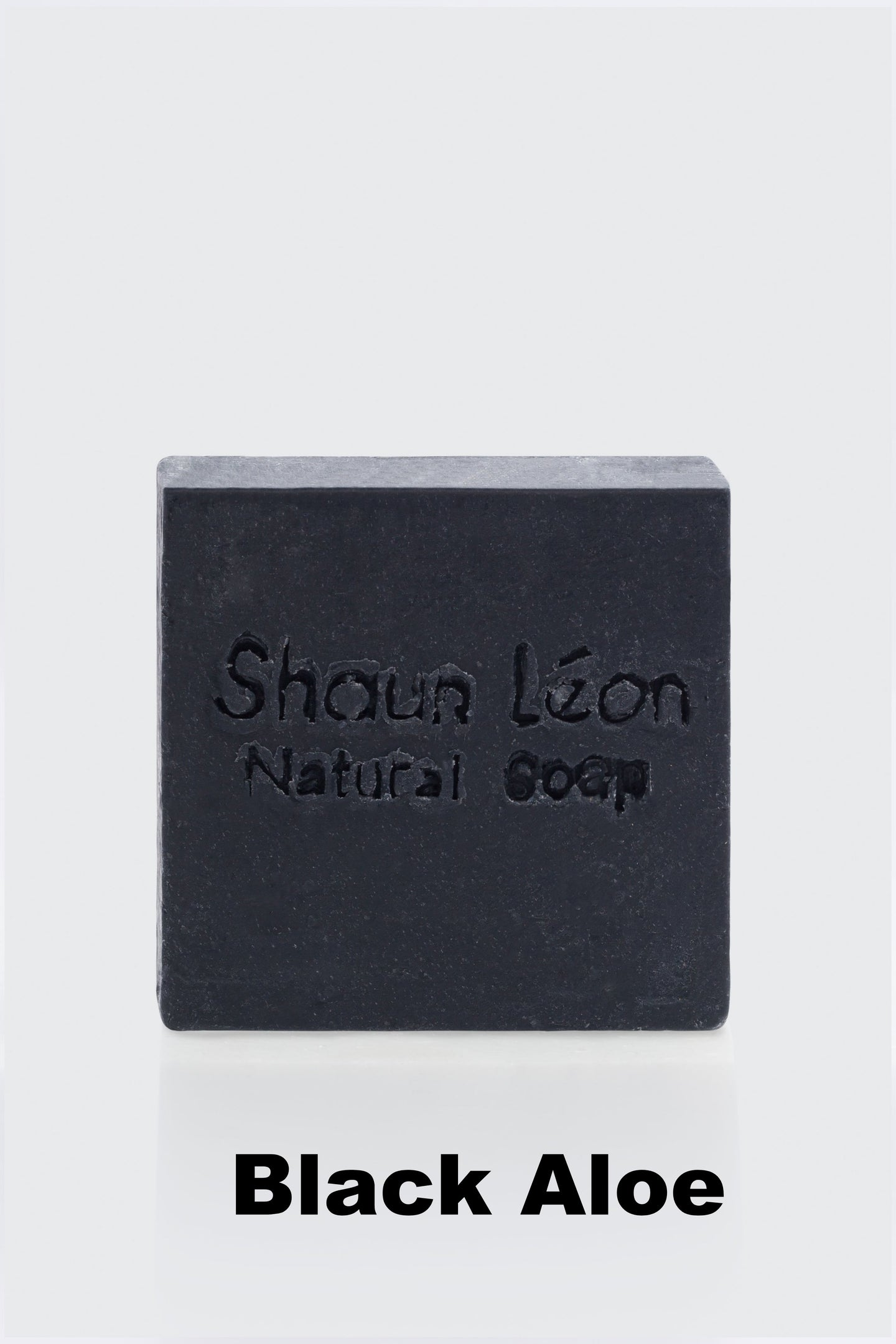 Black Bar Soap for skin, bath and body