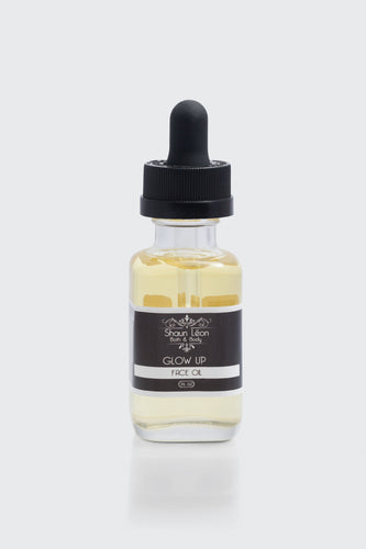 Glow Up Face Oil  is a natural beauty facial oil that is moisturizing and anti-aging