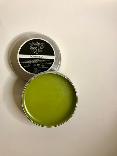 Power Balm - Shaun Leon Beauty