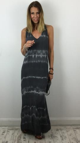 STUDIO TIE DYE MAXI DRESS