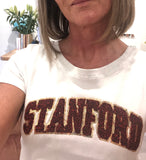 STANFORD SLOGAN T-SHIRT