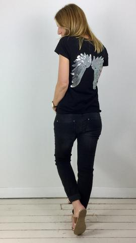 ANGEL WING T SHIRT