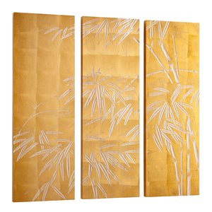 Cyan Design Oceania Wood Wall Panel Set of 3