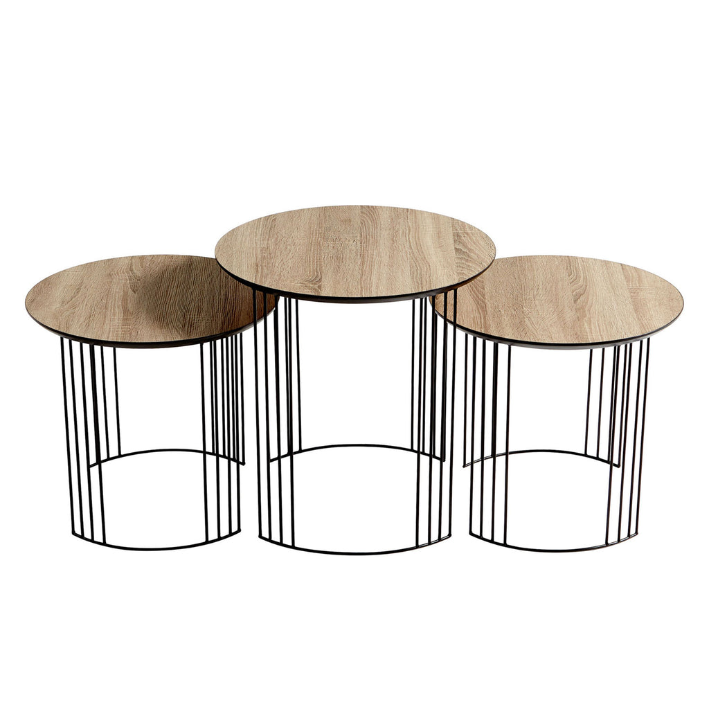 Cyan Design Electric Moon Nesting Table Set of 3