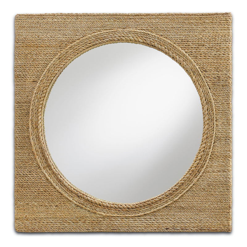 Currey & Co Tisbury Wall Mirror