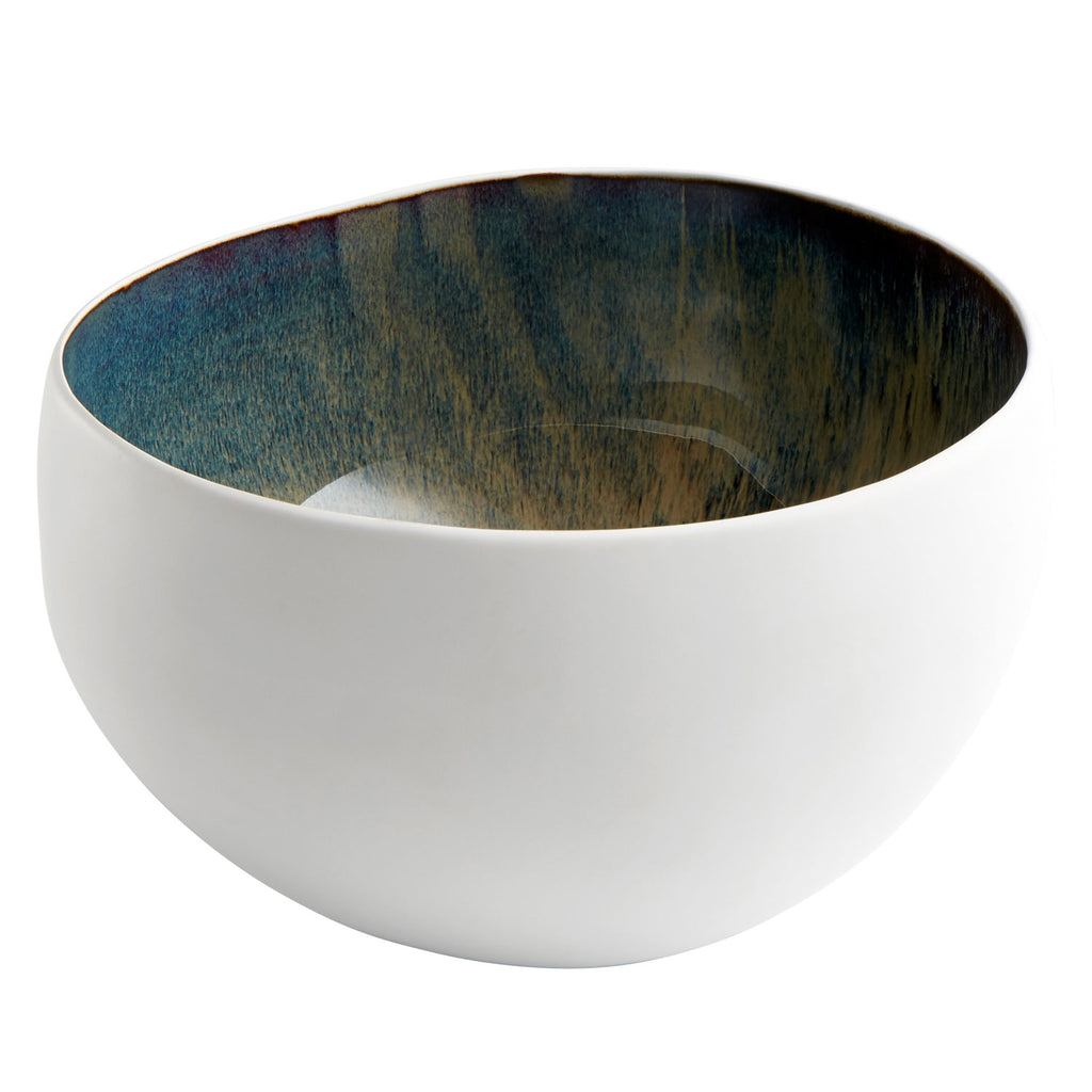 Cyan Design Android Bowl