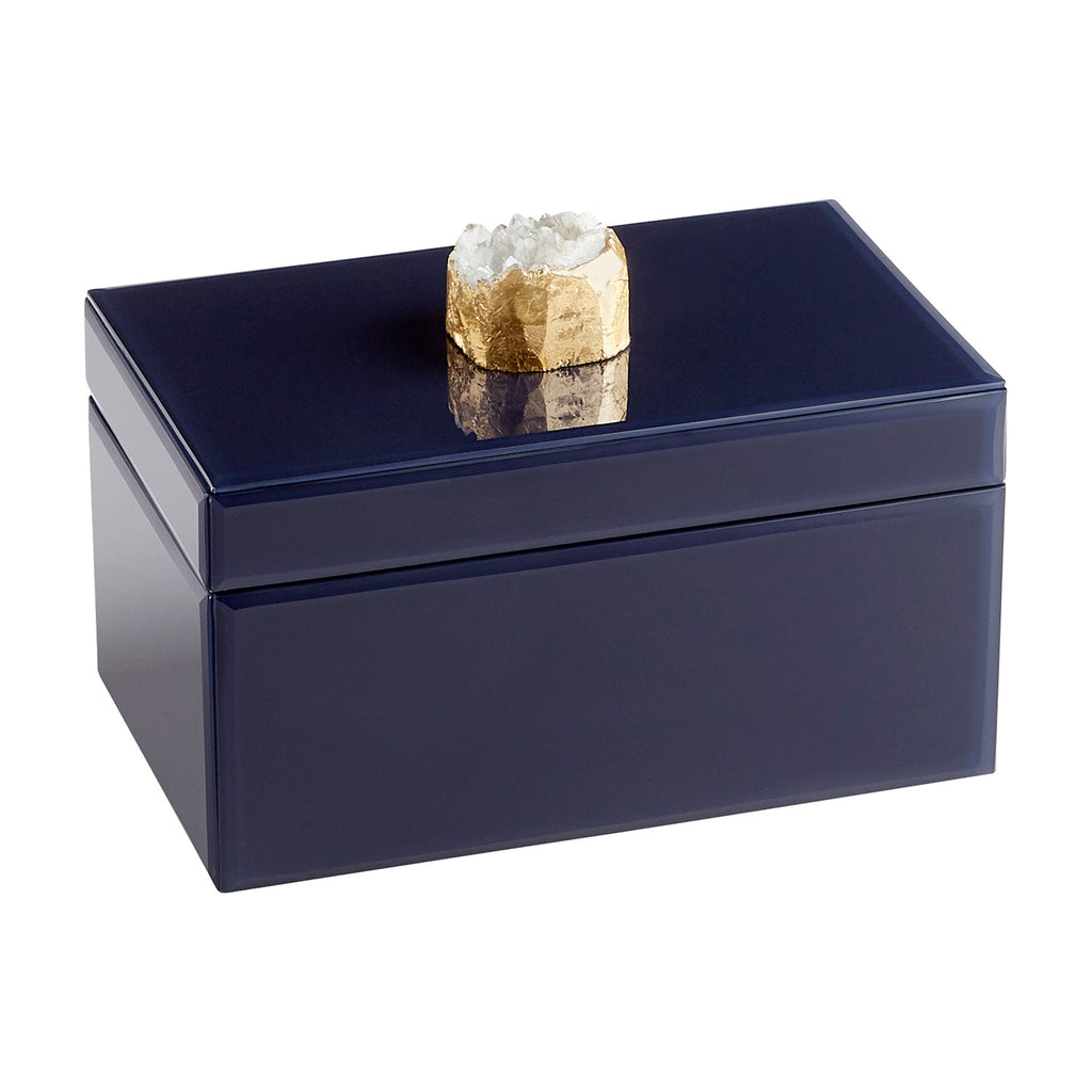 Cyan Design Solitaire Box